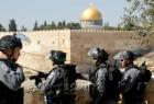 لتمرير مسيرة الأعلام..القدس: قوات الاحتلال تمنع دخول الفلسطينيين للبلدة القديمة - صور وفيديو
