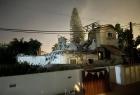 مقتل إسرائيلي وإصابة اخر بجراح خطيرة إثر الضربات الصاروخية الموجهة إلى تل أبيب - صور