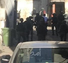 بالأسماء.. قوات الاحتلال تعتقل (4) شبان من الحارة البلدة القديمة بالقدس