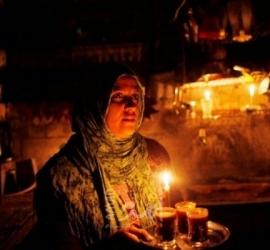كهرباء غزة تعلن تعطل خط القبة المغذي بفعل عمليات القصف الإسرائيلي