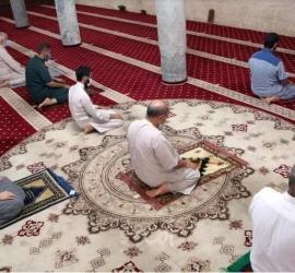 أوقاف حماس تكشف عن خطة المساجد برمضان في حال لم يصل قطاع غزة للإغلاق الشامل