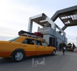 غزة: آلية السفر عبر معبر رفح ليوم الأربعاء