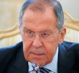 لافروف: موسكو تتعامل بإيجابية مع فكرة عقد قمة بوتين وبايدن