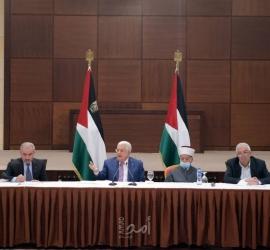 الرئيس عباس يدعو لاجتماع عاجل لتنفيذية المنظمة ومركزية فتح