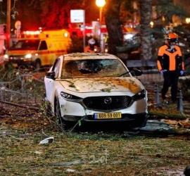 إعلام عبري: مقتل إسرائيليين إثر الضربات الصاروخية الموجهة إلى تل أبيب - فيديو