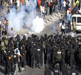 دلالات مشاركة فلسطينيي 48 في هبّة القدس