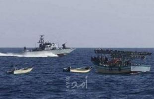 """بكر لـ""""أمد"""": زوارق الاحتلال حاصرت مركب صيد وأطلقت النار تجاه الصيادين شمال غزة"""
