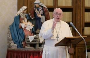 """البابا الفاتيكان """"فرنسيس"""" يحذر من كارثة انسانية في إثيوبيا"""