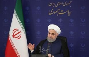 روحاني: يمكننا تخصيب اليورانيوم بنسبة تزيد عن 63% في أي لحظة
