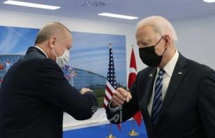 أردوغان: اتفقنا مع بايدن على أسس إيجاد حلول لجميع القضايا العالقة
