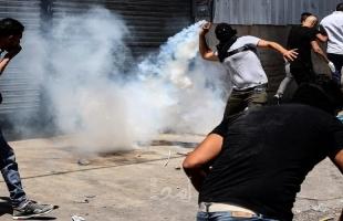 قوات الاحتلال تقمع مسيرة بيتا الأسبوعية في نابلس