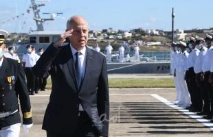 """قيس سعيد يتهم تونسيين بالخارج بالإساءة للبلاد والترويج لـ""""مغالطات"""""""