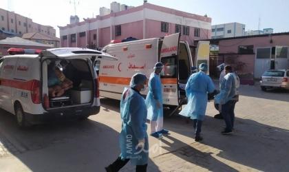 """صحة حماس: 6 وفيات و198 إصابة جديدة بـ""""كورونا"""" خلال الـ24 ساعة الماضية"""