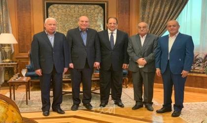 """خلال لقاء """"الشعبية"""" باللواء كامل: التأكيد على إنهاء الانقسام وتقديم التسهيلات الاقتصاديّة لقطاع غزة"""