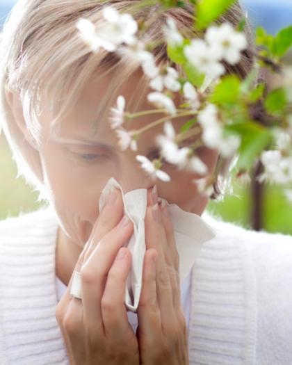 علاج حساسية الربيع بطرق عديدة